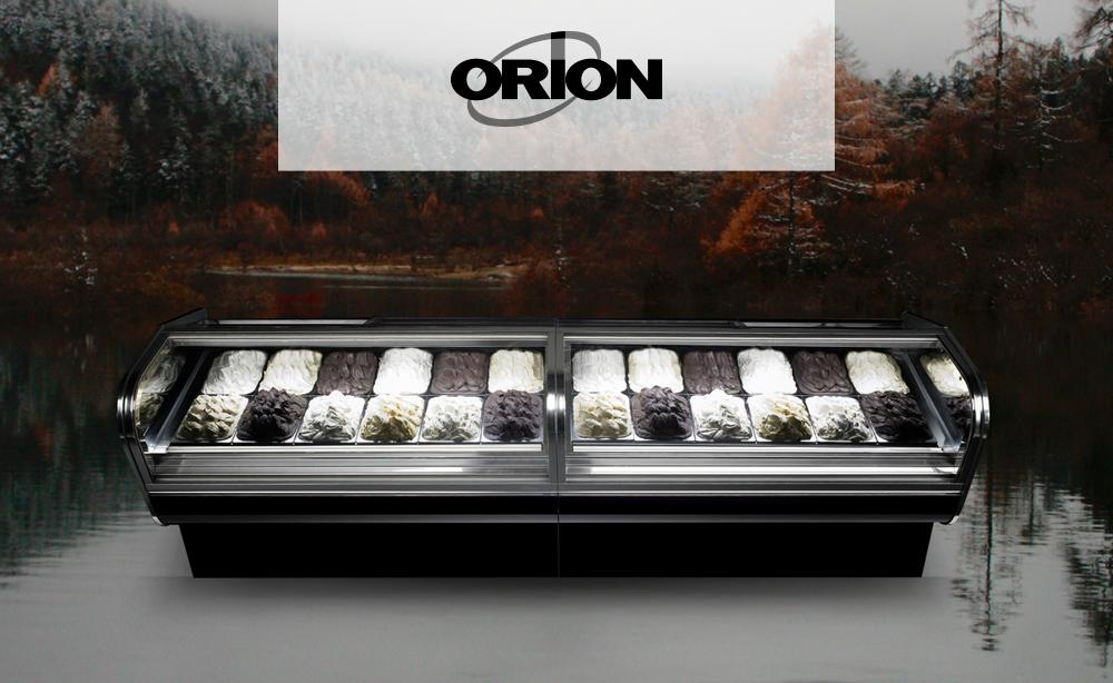 Orion z logotipom